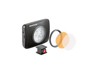 MANFROTTO LED-Belysning LUMIE Play