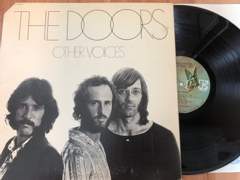 The Doors - Other Voices LP US 1971
