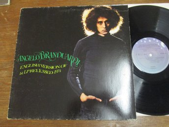 "Angelo Branduardi ""English Version Of 1st LP Released 1974"