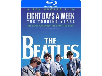 Beatles: Eight days a week (Blu-ray)