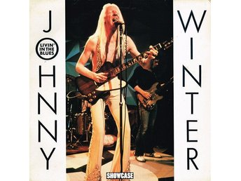 Johnny Winter, Livin In The Blues