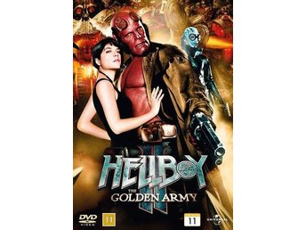 Hellboy II 2 - The Golden Army - DVD