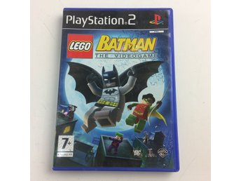 LEGO, PS2-Spel, Lego Batman the video game
