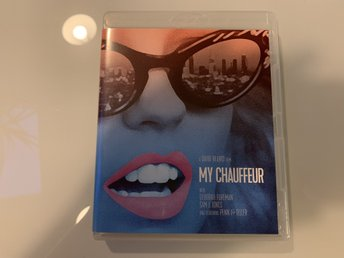 My Chauffeur (Vinegar Syndrome, US Import, Regionsfri)