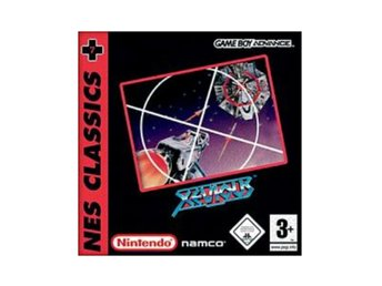 Xevious - NES Classic - Gameboy Advance