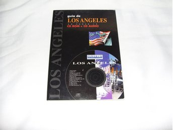 Rese Guide Los Angeles CD ROM + CD Audio till PC & Mac datorer