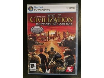 Civilization IV Beyond the Sword - PC