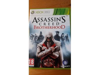 ASSASSINS CREED. BROTHERHOOD. NYTT. FRI FRAKT - Arkelstorp - ASSASSINS CREED. BROTHERHOOD. NYTT. FRI FRAKT - Arkelstorp