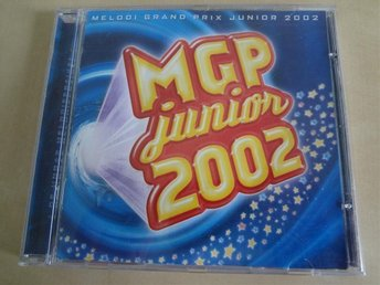 MGP Junior 2002 Lilla Melodifestivalen CD