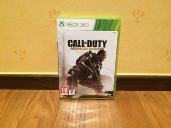 Xbox 360 Call of duty advance warfare