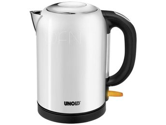Unold Water Kettle Bullet white - Höganäs - Unold Water Kettle Bullet white - Höganäs