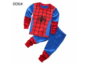 Spiderman Pyjamas 006# Strlk ca 100 (4)