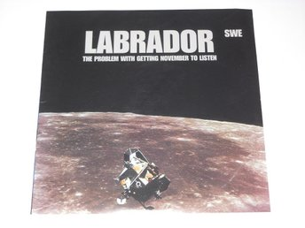 LABRADOR (SWE) - THE PROBLEM WITH GETTING...EP  INDIE/ALT