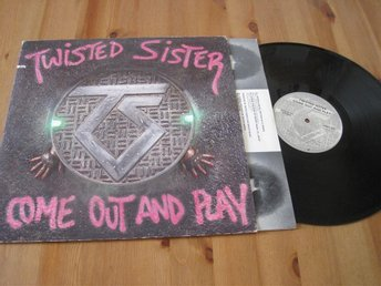 "Twisted Sister""Come Out And Play"" 81275-1-E"