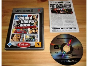PS2: Grand Theft Auto Liberty City Stories
