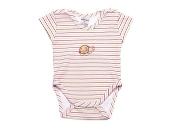 "REA! Body ""Little turtle"" Loana randig stl 68"