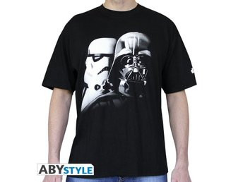 T-Shirt - Star Wars - Vader and Troopers (Medium)