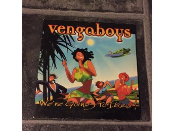 VENGABOYS - WE´RE GOING TO IBIZA. (CDs)