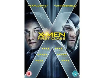 X-Men First Class - DVD
