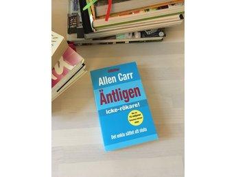 Javascript är inaktiverat. - Uppsala - Allen Carrs bok som för att sluta rökaHelt som ny utan tecken på användningSkickas med postens blåa paket och därav fraktkostnaden. Se gärna mina andra annonser! :-) - Uppsala