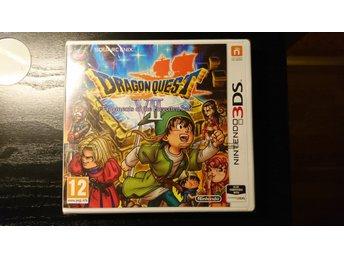 Dragon Quest VII för Nintendo 3DS (nytt och fortfarande fabriksinplastat) - Göteborg - - Dragon Quest VII - Fragments of the Forgotten Past för Nintendo 3DS. - Spelet fungerar även på 2DS / New 3DS / New 2DS. - Nytt och fortfarande fabriksinplastat. Fraktkostnad: 28 kr (Posten - ej spårbart), alternativt 59 kr (Schenker, sp