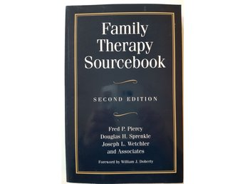 Piercy m fl: Family Therapy Sourcebook