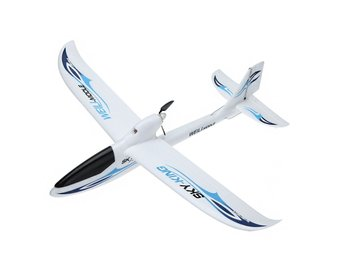 Wltoys F959 Sky King 3CH RC Flygplan Push-speed glider Fixed Wing Plane