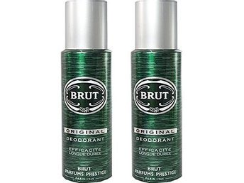 Brut Original Deo Spray 200ml x 2 st värde 338