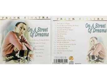 Frank Sinatra, On a street of dreams (CD)