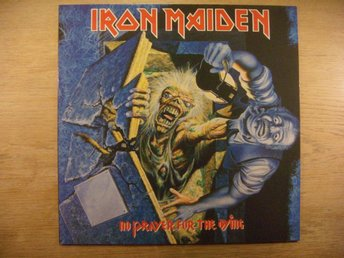 LP - Iron Maiden: No Prayer for the Dying