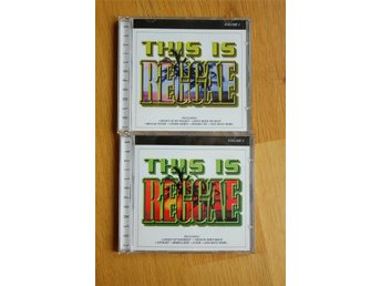 This is Reggae - Volume 1 och 2