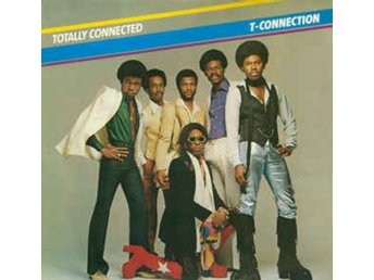 T-Connection title* Totally Connected* Funk, Disco LP US