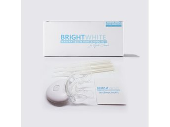 Bright White Tandblekning Advanced Teeth Whitening Enamel White 3D