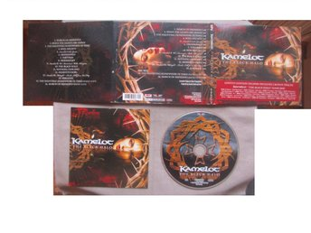 Kamelot: The Black Halo DIGIPACK 2005
