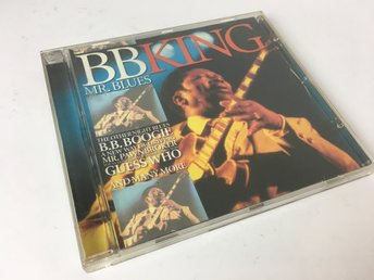 CD-skiva - BB King - Mr. Blues - 2005