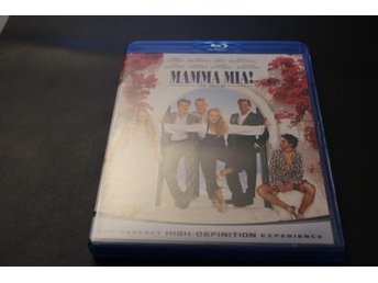 Bluray-film: Mamma Mia! - The Movie (Meryl Streep, Pierce Brosnan, Colin Firth)