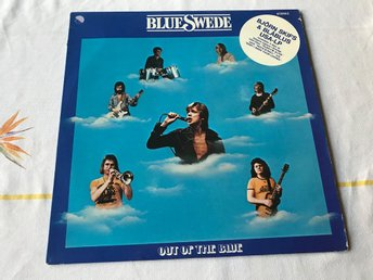 BLUESWEDE / BJÖRN SKIFS - OUT OF THE BLUE LP 1975
