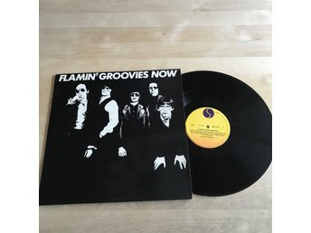 The Flamin' Groovies - Now - Sire - LP - SRK 6059 – 1978 psych garage