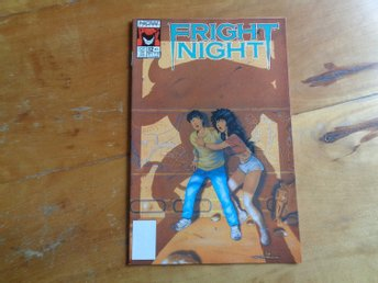 Fright Night No 12-1989
