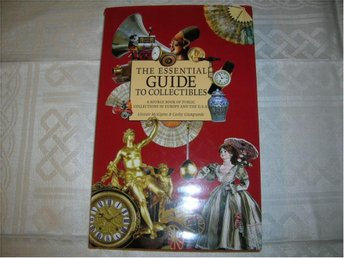 The Essential  GUIDE to collectibles    en bok om samlarmuseum i usa och europa