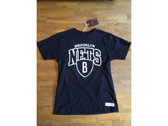Brooklyn Nets NBA T-Shirt Mitchell & Ness M&N Medium