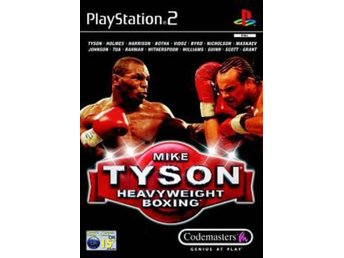 Mike Tyson Heavyweight Boxing - Xbox - Varberg - Mike Tyson Heavyweight Boxing - Xbox - Varberg
