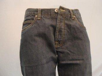 Blå tvättade Jeans i 100 % Bomull. Projob Workwear. W 40 L 32 tum. - Norrtälje - Blå tvättade Jeans i 100 % Bomull. Projob Workwear. W 40 L 32 tum. - Norrtälje
