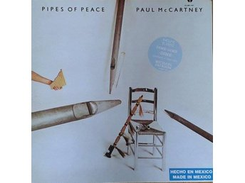 Paul McCartney Titel* Pipes Of Peace Mexico* LP, Gatefold NM- - Hägersten - Paul McCartney Titel* Pipes Of Peace Mexico* LP, Gatefold NM- - Hägersten