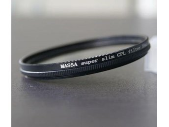 CPL Filter till Kamera DSLR SLR  58 mm