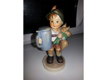 "Vintage Goebel Hummel Figurine. ""For Father""."