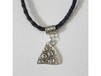 Pizza halsband / Pizza necklace - Skellefteå - Pizza halsband / Pizza necklace - Skellefteå