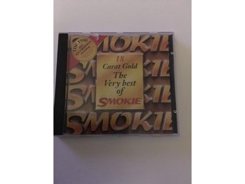 18 Carat Gold The Very best of SMOKIE CD