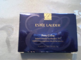Estée Lauder Pure color EyeShadow trio 08 Sterling plums