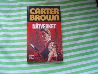 Carter Brown - Nätverket /nr 142 - Norsjö - Carter Brown - Nätverket /nr 142 - Norsjö